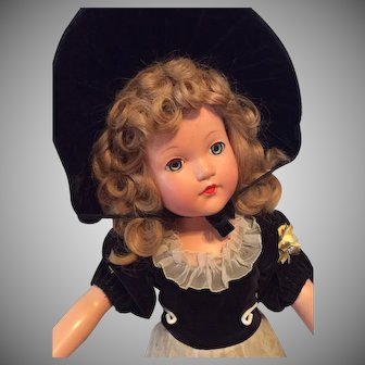 "27"" Effanbee Little Lady-All Original and Fabulous!"