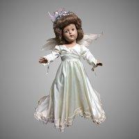 Effanbee Little Lady -Christmas Angel