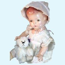 """Sweet All Original  16"""" Effanbee Patsy Joan"""