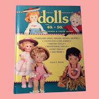 Small Dolls of the 40's & 50's Identification & Value Guide
