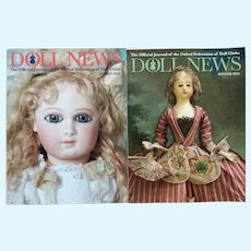 UFDC Doll News-Winter 2014 & 2015