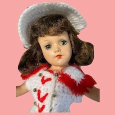 Mary Hoyer Doll in Majorette Outfit