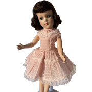 Mary Hoyer Pink Party Dress