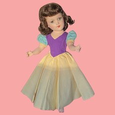 Mary Hoyer Snow White Gown Dress