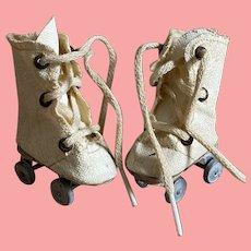 Mary Hoyer Roller Skates