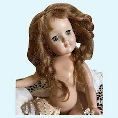 Ideal Toni Doll As Found