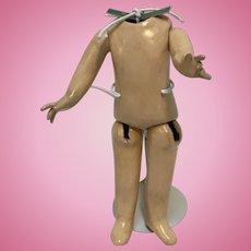 Jules Steiner Tiny French doll body