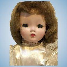 Madame Alexander Cissy Bride doll