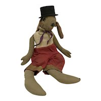 Uncle Wiggily doll by Georgene Averill - less than half price