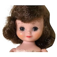 """8"""" Tiny Betsy McCall brunette by American Character"""