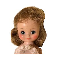 """8"""" Tiny Betsy McCall blonde  doll by American Character"""