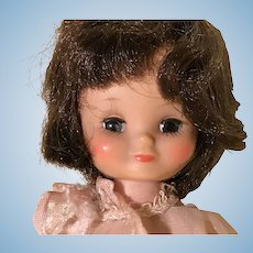 "8"" Tiny Betsy McCall brunette first year doll by American Character"