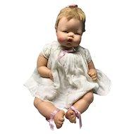 """Ideal baby Thumbelina 19"""" large size"""