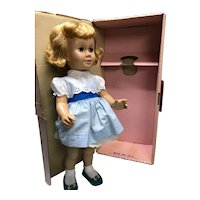Early Chatty Cathy 1959-60 with box all original speaks