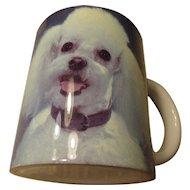 Poodle Mug  Photo Walter Chandoha 1993 XPRES Corp.