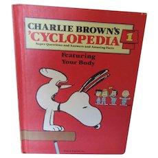 Charlie Brown's 'Cyclopedia Volume 1 Peanuts Characters