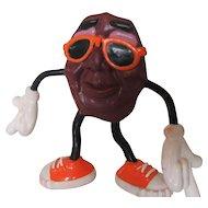 1987 California Raisin Man with Orange Sunglasses