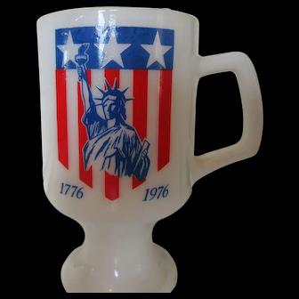 July Coffee Mug 1776  1976 Celebration Mug