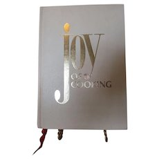 Joy of Cooking Book by Irma Rombauer 1973 Edition
