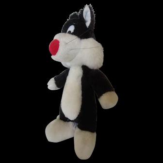 Sylvester TM 1993 Warner Bros. Toy Cat