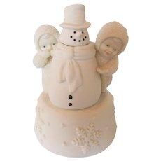 """Winter Wonderland"" Music Box Dept. 56"