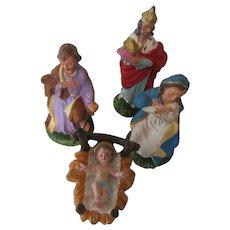 Vintage Nativity Set or Extra Figurines