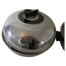 West Bend Aluminum Bun Warmer  or Serving Oven