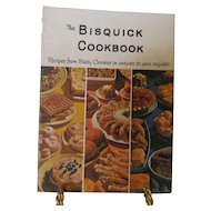 """""""The Bisquick Cookbook 1964 General Mills First Edition"""