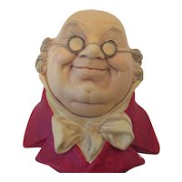 1964 Mr. Pickwick Bossons England Collectible Pottery