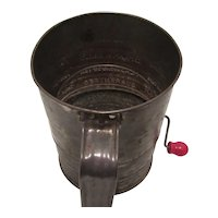"""Bromwell""""s Five Cup Measuring Sifter"""