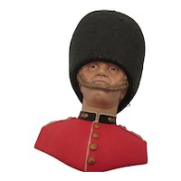 Guardsman Bossons Head 1986  England