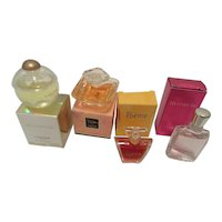 Miniature Fragrance Bottles with Boxes