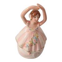 "Schmid Ballerina Music Box ""Fur Elise"""