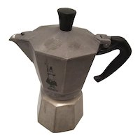 Vintage Bialetti Moka Express Made in Italy
