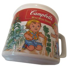 Campbell's Soup M'm! M'm! Good ! Planting Mug