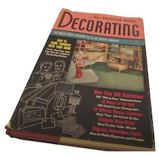 """New Creative Home Decorating"" 1954 Hazel Kory Rockow &Julius Rockow"