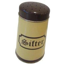 English Sugar Sifter or Shaker