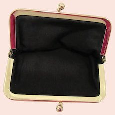 Buxton Genuine Leather Coin Purse