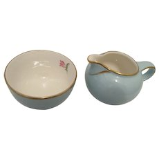 Vintage Sugar & Creamer for the Kitchen