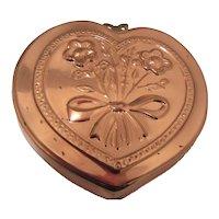 Copper Heart Himark Copper Shoppe Sticker