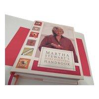 Martha Stewart's Hors D'oeuvres Handbook First Edition 1999