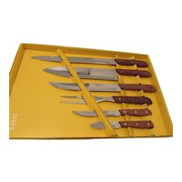 For Ever Stainless Steel Knife Set-Japan