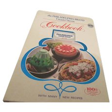 The Philadelphia Brand Cream Cheese Cookbook