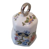 English Cottage Garden Aynsley China Bell