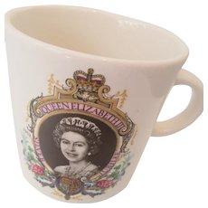 Queen Elizabeth Silver Jubilee 1977 Mug