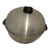 West Bend Aluminum Bun Warmer  or Serving Oven U.S.A.