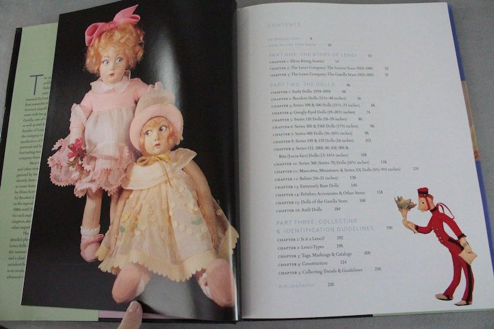 lenci the history and the dolls