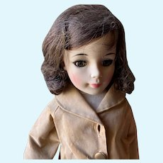 """Jacqueline Kennedy Madame Alexander Doll 21"""" in Riding Outfit"""