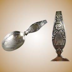 Non-u.s. Silver Antique Judaica Russian 84 Silver Torah Pointer 1844 Year Elegant In Smell