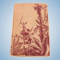 Jungle Tales of Tarzan by Edgar Rice Burroughs